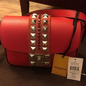 Valentino Garavani Bags - Valentino used bag with tag & dust bag